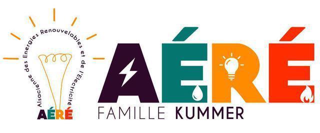 Logo Aéré Famille Kummer
