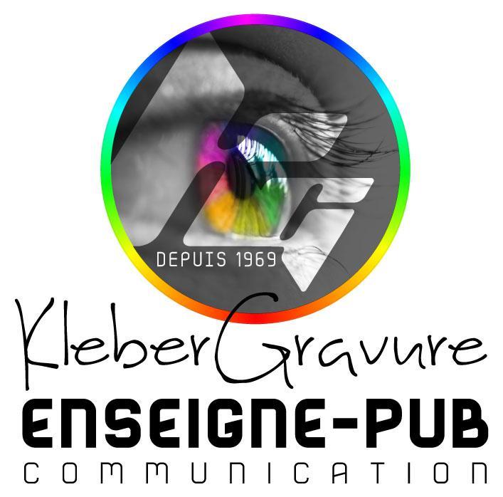 Logo Kleber Gravure La Crau