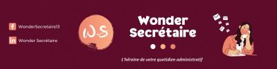 Wonder Secrétaire - Secrétariat - Marseille