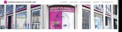 Grande Pharmacie Du Progrès - Pharmacie - Caen