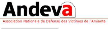 Ass Nationale De Défense Des Victimes Amiante Andeva - Association humanitaire, d'entraide, sociale - Vincennes