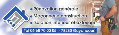 Kabrenovation - Entreprise de maçonnerie - Guyancourt