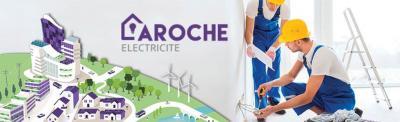 Laroche (Ets.) - Entreprise d'électricité générale - Paris