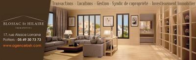 Agence Blossac St Hilaire - Syndic de copropriétés - Poitiers