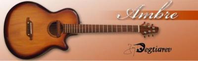 Degtiarev Jan - Fabrication d'instruments de musique - Limoges