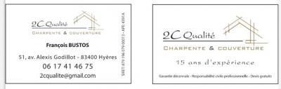 2C Qualité - Charpente et Couverture - Charpente - Hyères