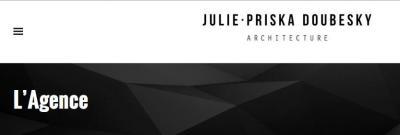 Doubesky Julie Priska - Architecte - Paris