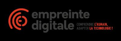 Empreinte Digitale Groupe V-Technologies - Éditeur de logiciels et société de services informatique - Angers