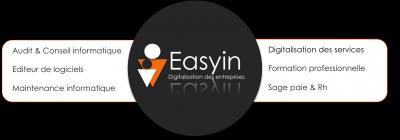 Easyin - Conseil, services et maintenance informatique - Mérignac