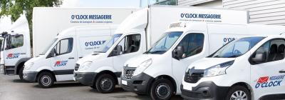 O'clock Messagerie - Transport routier - Pessac