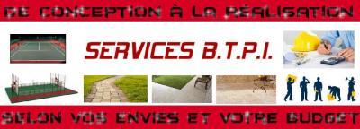 Services BTPI SARL - Pose et traitement de carrelages et dallages - Blois
