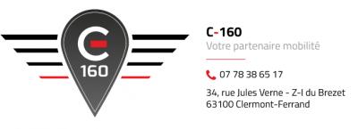 C-160 - Transport express - Clermont-Ferrand