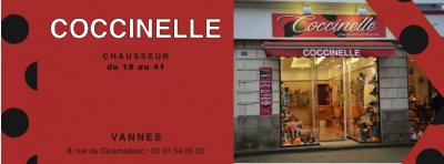 Coccinelle - Chaussures - Vannes