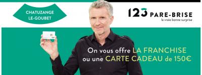 123 Pare-Brise - Garage automobile - Chatuzange-le-Goubet