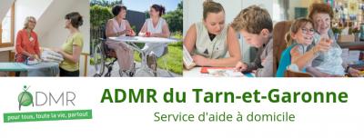 ADMR du Montalbanais - Services à domicile pour personnes dépendantes - Montauban