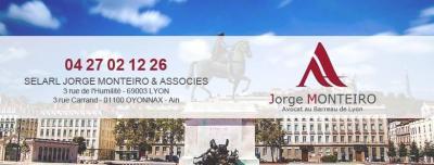 Jorge Monteiro & Associes SELARL - Avocat - Lyon