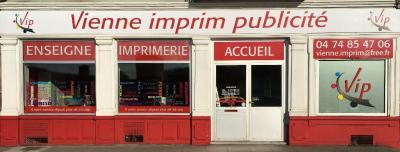 Vienne Imprim Publicite SARL - Photocopie, reprographie et impression numérique - Vienne