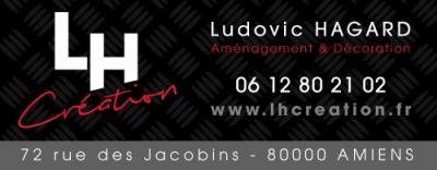 LH Création - Agencement de magasins - Amiens