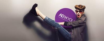 AD'n'YOU - Agence de publicité - Paris