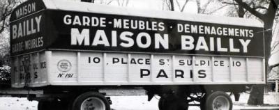 Bailly - Déménagement professionnel - Saint-Germain-en-Laye