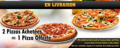 Pizza Capri - Restaurant - Saint-Valery-en-Caux