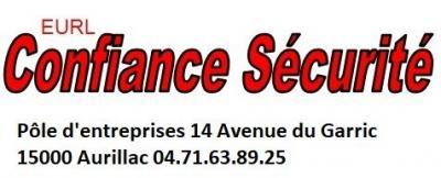 Confiance Sécurité - Entreprise de surveillance et gardiennage - Aurillac