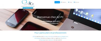 Az Pc - Dépannage informatique - Angers