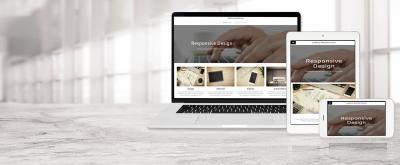 Gwen & Ben - Web design - Angers