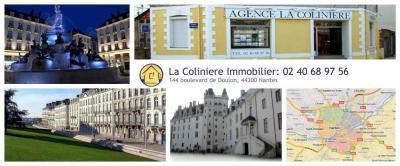 La Coliniére Immobilier - Agence immobilière - Nantes