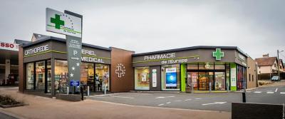 Giphar - Pharmacie - Sarreguemines