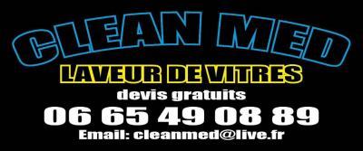 Clean Med DAVID FREDERIC - Entreprise de nettoyage - Aix-en-Provence