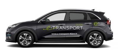 E-transport Dijon - Location d'automobiles avec chauffeur - Dijon