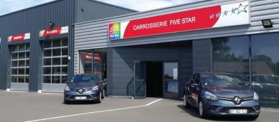 Carrosserie De Champagne - Carrosserie et peinture automobile - Tinqueux