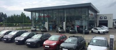 CITROEN JVM Automobiles Concessionnaire - Vente et montage de pneus - Villeneuve-sur-Lot