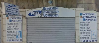 Rénovation Installation Bordelaise - Entreprise de peinture - Bordeaux