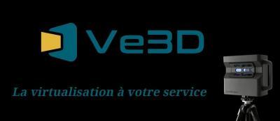Ve3d - Éditeur de logiciels et société de services informatique - Poitiers