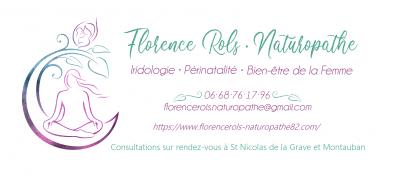 Florence Rols Naturopathe - Soins hors d'un cadre réglementé - Montauban