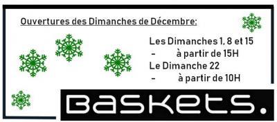 Baskets. - Chaussures - Granville