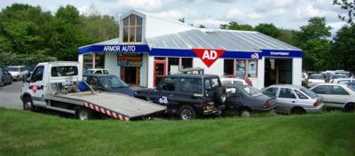 Garage Armor Auto - Maintenance pour garages et stations-service - Vannes