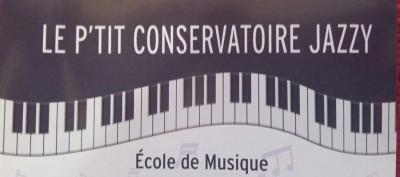 Le P'tit Conservatoire Jazzy - Leçon de musique et chant - La Rochelle