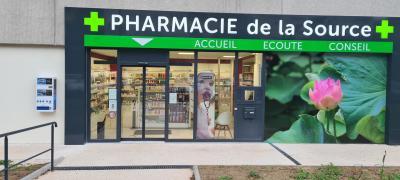 Pharmacie De La Source - Pharmacie - Dijon