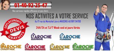Laroche (ETS) - Bureau d'études - Maisons-Alfort