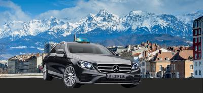 Cab Alpes Taxi - Taxi - Grenoble