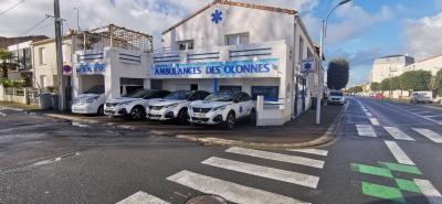 Ambulances Des Olonnes - Ambulance - Les Sables-d'Olonne