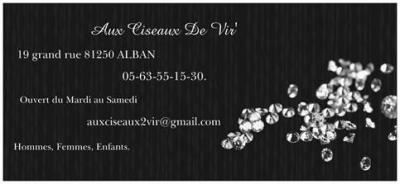 Aux Ciseaux de Vir - Coiffeur - Alban