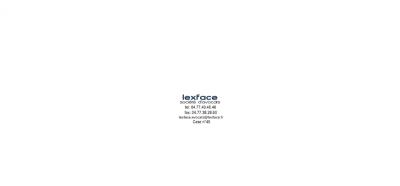 Lexface - Avocat - Saint-Étienne