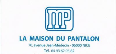 La Maison Du Pantalon - Vêtements homme - Nice