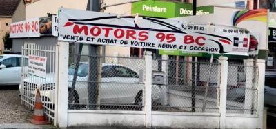 Mortor's 95 Bc - Garage automobile - Saint-Gratien