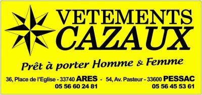 Vêtements Cazaux SA - Vêtements femme - Pessac