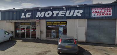 Le Moteur - Moteurs industriels - Montauban
